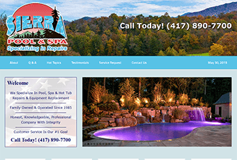 Sierra Pool and Spa Repair